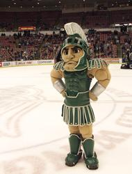 CCHA Sparty