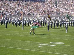 Sparty 2005 Band