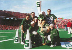 sparty-cheer WI