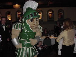 Sparty wedding