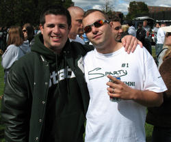 Sparty Alumni Tailgate